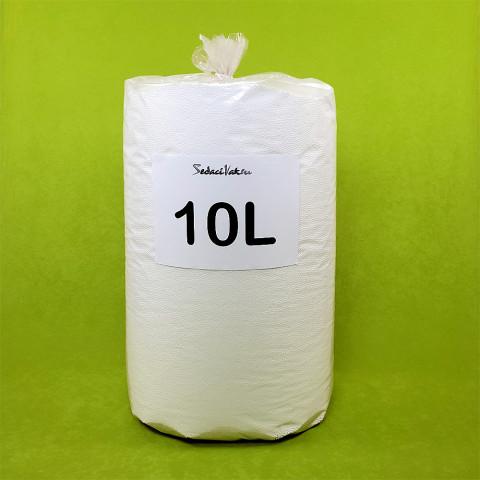Náplň do pufu - polystyrenové kuličky 10l