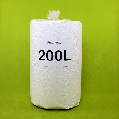 Náplň do sedacích vaků - polystyrenové kuličky 200l